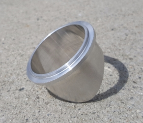 "50MM Tial Style Flange - For 2-1/2"" Tube"