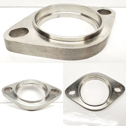 "2-1/2"" Flange with Inner Lip"