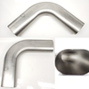 "3"" Horizontal 90 Degree Stainless Mandrel Bend"